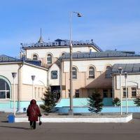 Вокзал, Шимановск