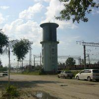 Водонапорная башня, Шимановск