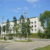 Здание налоговой инспекции, Шимановск