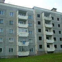 Дом контрастов, Шимановск