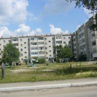 Шимановский дворик, Шимановск