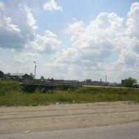 Автомобильный мост, Шимановск