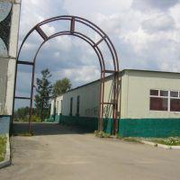 Арка в микрорайоне, Шимановск
