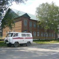 Скорая помощь, Шимановск