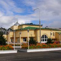 Станция Шимановская, Шимановск