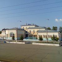 Шимановская, Шимановск