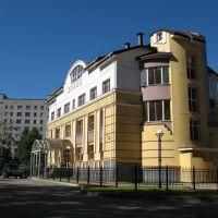 Административное здание на ул.Свободы,Архангельск, 11/08/2008, Архангельск