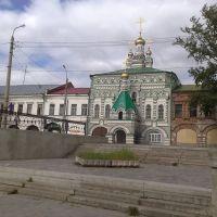Церковь Зосимы и св. Савватия, Архангельск