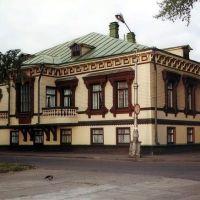 Архангельск. Музыкальная школа / Arkhangelsk. Musical school, Архангельск