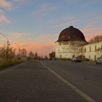 Набережная, гостинные дворы, Архангельск