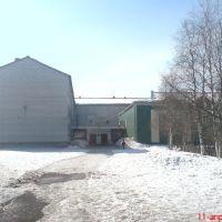 Березниковская средняя школа, Березник