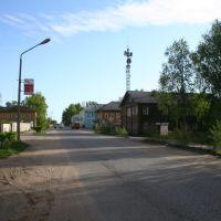 Улица Дзержинского, Вельск