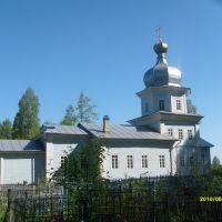 Церковь., Вельск
