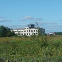 Здание Аэровокзала, Верхняя Тойма
