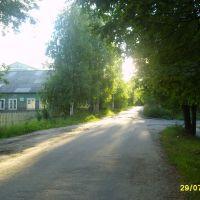ул. Кировская, Верхняя Тойма