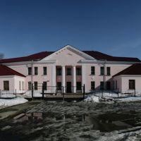 Больница, Вычегодский