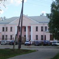 Больница РЖД, Вычегодский