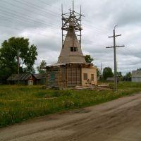 Часовня июнь 2007г., Илеза