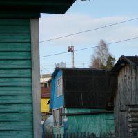 антенна, Ильинско-Подомское
