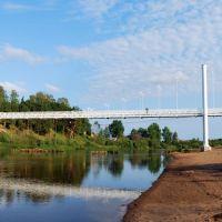 Мост Белый, Ильинско-Подомское
