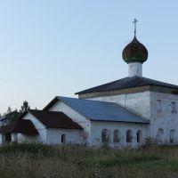 Каргополь. Церковь Николая Чудотворца (2011), Каргополь