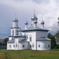 Церковь Рождества Богородицы, Каргополь