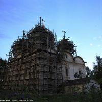 Воскресенская церковь, Каргополь