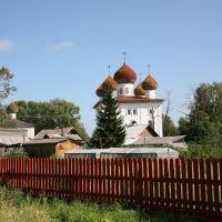 Каргополь. Церковь Благовещения (1692-1729)., Каргополь