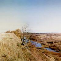 КАРПОГОРЫ,поздней осенью, Карпогоры