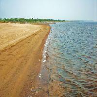 Пляж 1, Карпогоры