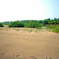 Пляж 3, Карпогоры