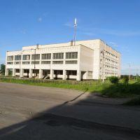 Коношская средняя школа., Коноша