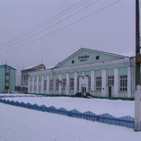 Ж/д вокзал в Коноше., Коноша