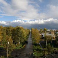 пр. Октябрьский  ( с ж/д моста ), Коноша