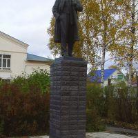Памятник В.И. Ленину, Коноша