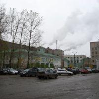 Котласский ЦБК, Коряжма, 2010 г., Коряжма