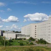 Котлас, Кузнецова 13, вид с балкона, Котлас