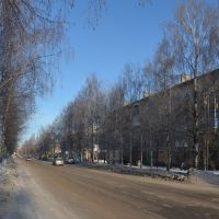 ул.Маяковского, Котлас