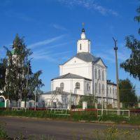 Церковь Николая Чудотворца (восстановлена), Котлас