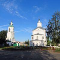 Храмовый комплекс, Котлас, Котлас