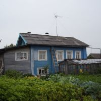 Красноборск 2009-08-14, Красноборск