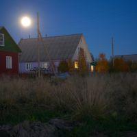 Дома с луной, Мезень