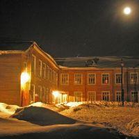 Средняя школа, Мезень