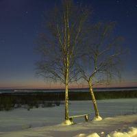 Зимняя ночь, Мезень