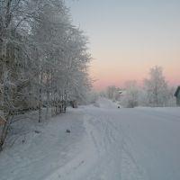 Задняя улица, Мезень