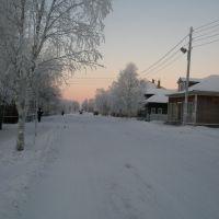 Советская улица, Мезень