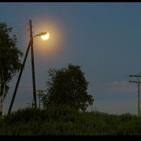 Луна, Мезень