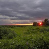 Закат, Мезень