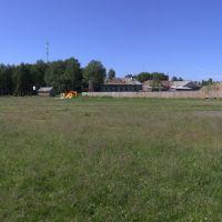 Футбольное поле, Мезень