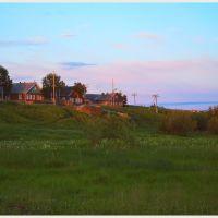 Закатный свет, Мезень